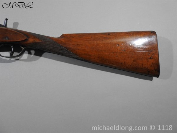 P57579 600x450 Percussion Sporting Gun by Mortimer
