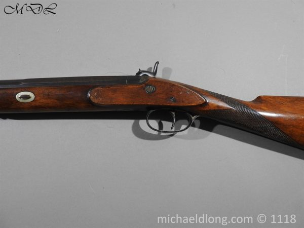 P57580 600x450 Percussion Sporting Gun by Mortimer