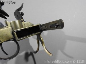P57609 300x225 English Antique Flintlock Tinder Lighter by Bolton