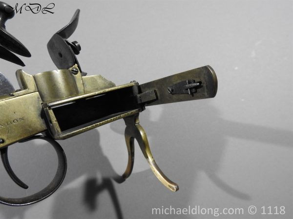 P57609 600x450 English Antique Flintlock Tinder Lighter by Bolton