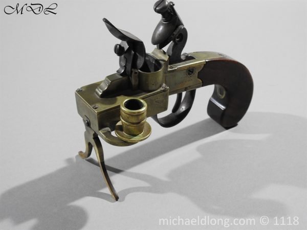 P57618 600x450 English Antique Flintlock Tinder Lighter by Bolton