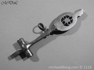P57623 300x225 Wheelock Combination Key