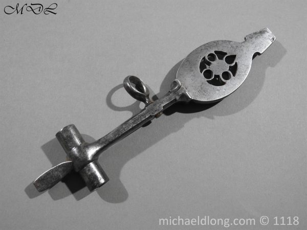 P57623 600x450 Wheelock Combination Key
