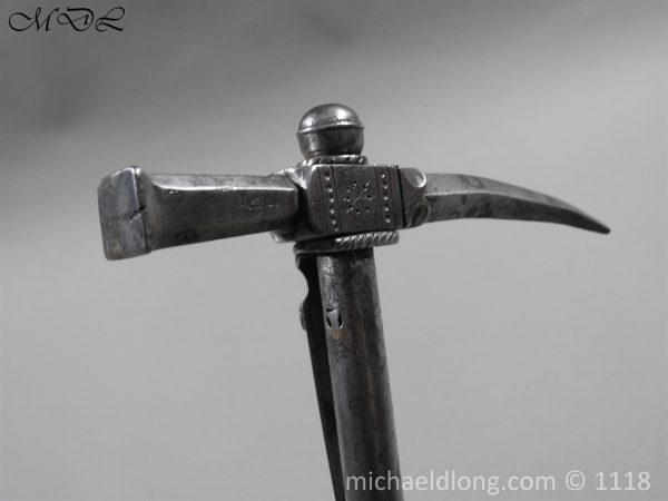 P57643 600x450 Eastern European Horseman's War Hammer