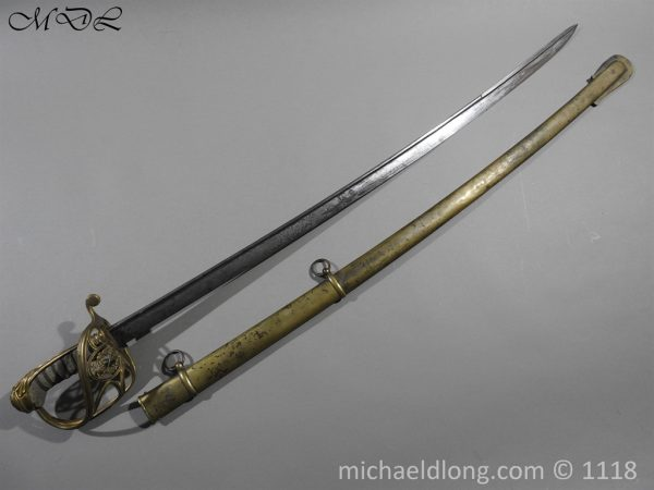 P57647 600x450 British Georgian 1822 General Officer's Sword