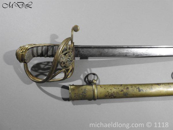 P57648 600x450 British Georgian 1822 General Officer's Sword