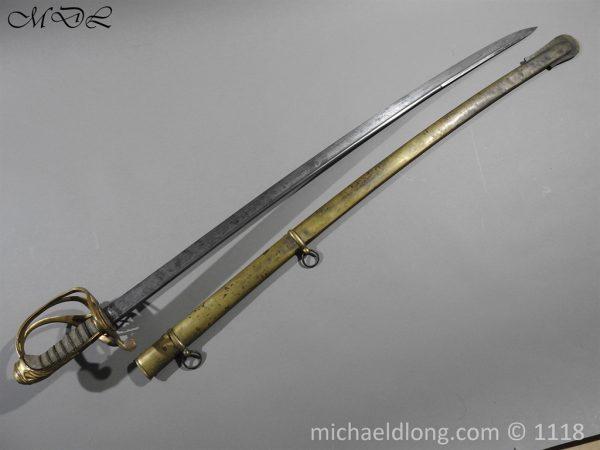 P57651 600x450 British Georgian 1822 General Officer's Sword