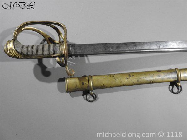 P57652 600x450 British Georgian 1822 General Officer's Sword
