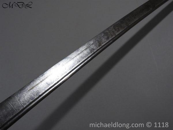 P57669 600x450 British Georgian 1822 General Officer's Sword