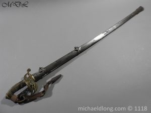 P57705 300x225 Victorian Royal Marines Light Infantry Presentation Sword