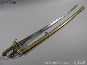 P57706 300x225 East India Company 1822 Officer's Sword