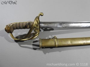 P57707 300x225 East India Company 1822 Officer's Sword