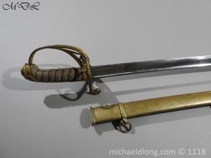 P57711 300x225 East India Company 1822 Officer's Sword