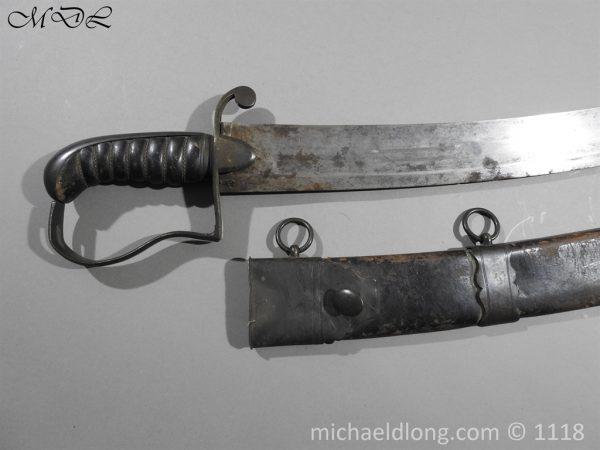 P57921 600x450 Georgian 18th Century British Naval Officer's Sword