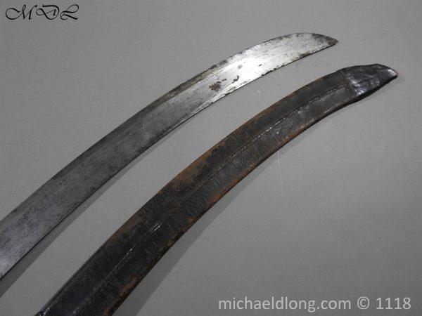 P57926 600x450 Georgian 18th Century British Naval Officer's Sword