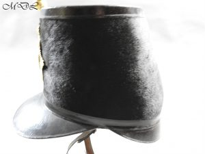 P57991 300x225 British 1855 Shako 82nd Regiment
