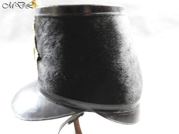 P57991 600x450 British 1855 Shako 82nd Regiment