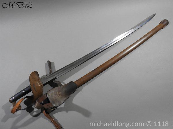 P58018 600x450 British 1899 Troopers Sword