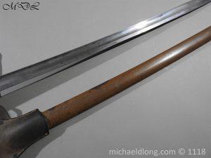 P58020 300x225 British 1899 Troopers Sword