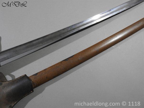 P58020 600x450 British 1899 Troopers Sword