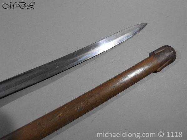 P58021 600x450 British 1899 Troopers Sword