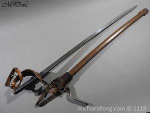 P58022 300x225 British 1899 Troopers Sword