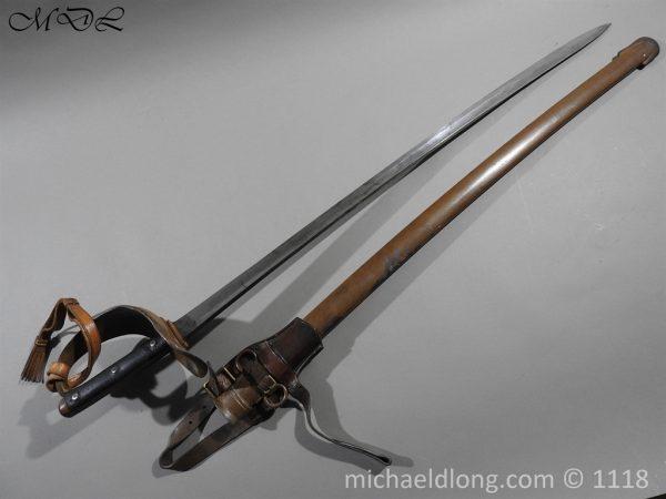 P58022 600x450 British 1899 Troopers Sword