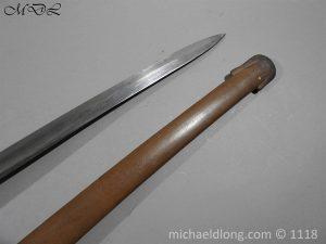 P58025 300x225 British 1899 Troopers Sword