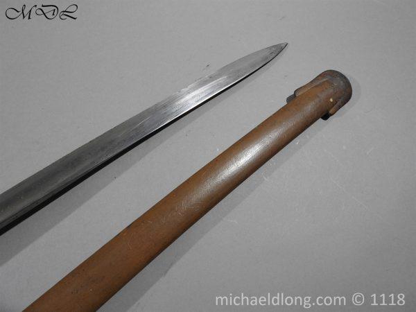 P58025 600x450 British 1899 Troopers Sword