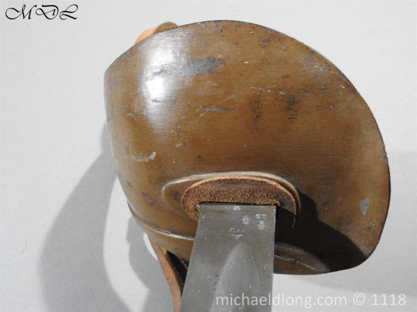 P58036 600x450 British 1899 Troopers Sword