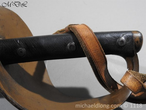 P58038 600x450 British 1899 Troopers Sword