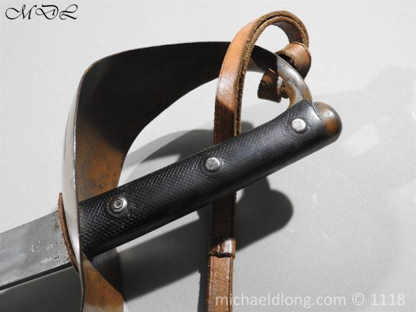 P58040 600x450 British 1899 Troopers Sword