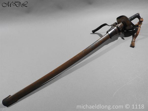 P58042 600x450 British 1899 Troopers Sword