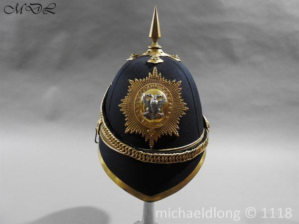 P58284 600x450 Victorian Lanarkshire Yeomanry Officer's Helmet