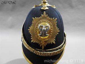 P58285 300x225 Victorian Lanarkshire Yeomanry Officer's Helmet