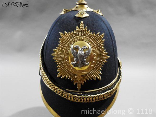 P58285 600x450 Victorian Lanarkshire Yeomanry Officer's Helmet