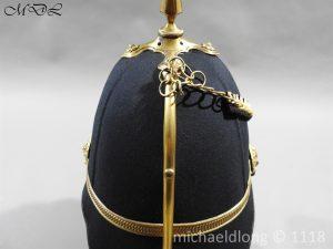 P58291 300x225 Victorian Lanarkshire Yeomanry Officer's Helmet