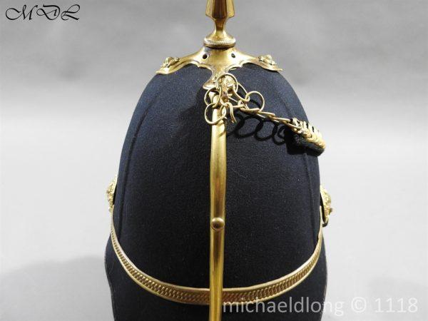 P58291 600x450 Victorian Lanarkshire Yeomanry Officer's Helmet