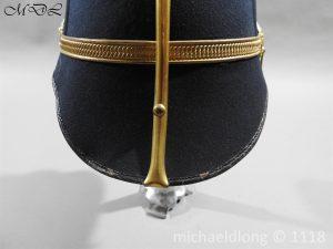 P58292 300x225 Victorian Lanarkshire Yeomanry Officer's Helmet