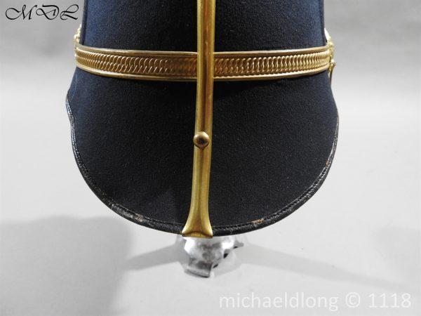 P58292 600x450 Victorian Lanarkshire Yeomanry Officer's Helmet