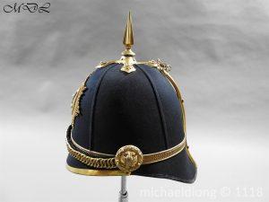 P58293 300x225 Victorian Lanarkshire Yeomanry Officer's Helmet
