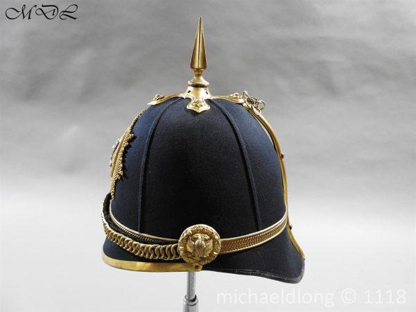 P58293 600x450 Victorian Lanarkshire Yeomanry Officer's Helmet