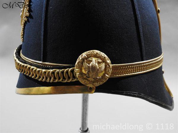 P58294 600x450 Victorian Lanarkshire Yeomanry Officer's Helmet