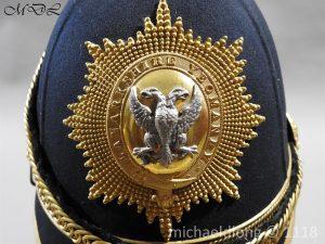 P58296 300x225 Victorian Lanarkshire Yeomanry Officer's Helmet