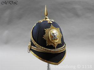 P58300 300x225 Victorian Lanarkshire Yeomanry Officer's Helmet