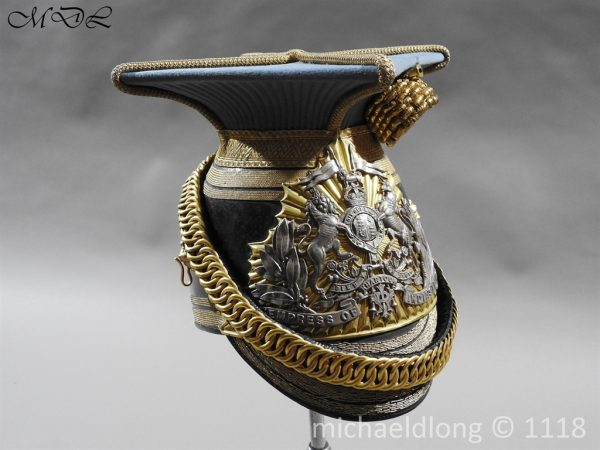 P58316 600x450 21st Empress of Indian Lancers King's Crown Lance Cap