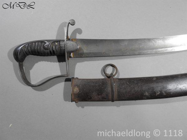 P58373 600x450 Scots Guards Officer's 1796 Light Cavalry Sword