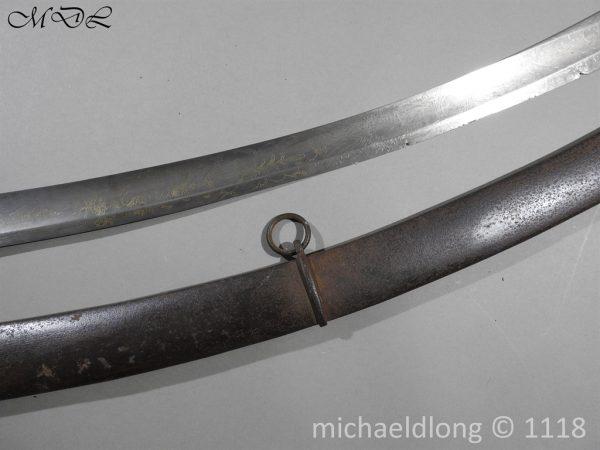 P58374 600x450 Scots Guards Officer's 1796 Light Cavalry Sword
