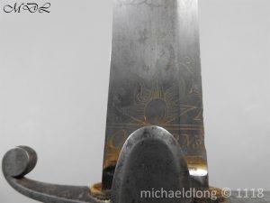 P58381 300x225 Scots Guards Officer's 1796 Light Cavalry Sword