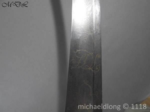 P58382 600x450 Scots Guards Officer's 1796 Light Cavalry Sword